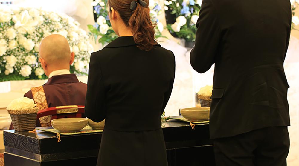 新しい葬儀の形の宇宙葬の写真